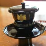 京都特別観光ラウンジ茶器