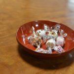 京都特別観光ラウンジ茶菓子