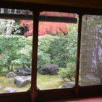 京都特別観光ラウンジ庭