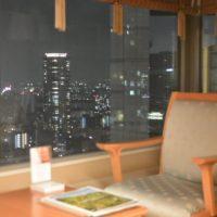 リッツカールトン大阪 縁側