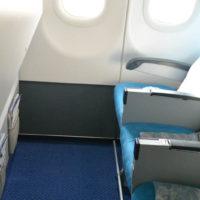 中国南方航空座席