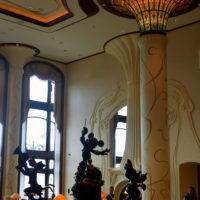 上海ディズニーランドホテルロビー