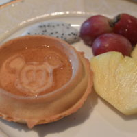 上海ディズニーランドホテル朝食