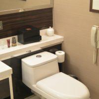 香港スカイシティーマリオットトイレ