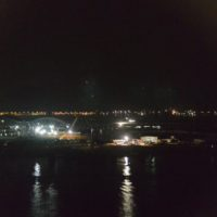 香港スカイシティーマリオット夜景
