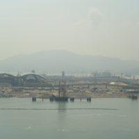 香港スカイシティーマリオット風景