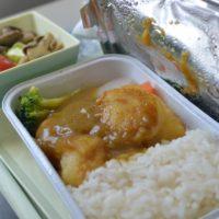 ベトナム航空エコノミー機内食