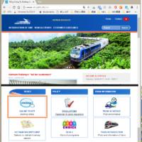 ベトナム鉄道サイト