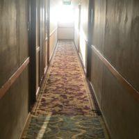ロマンスホテルフエ 廊下