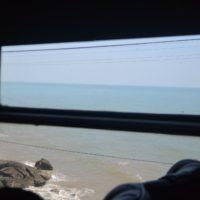 ベトナム統一鉄道 車窓