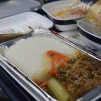 中国南方航空機内食