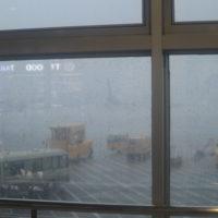 タンソンニャット雨