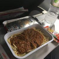 ベトジェット機内食