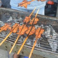 ホイアン串焼き